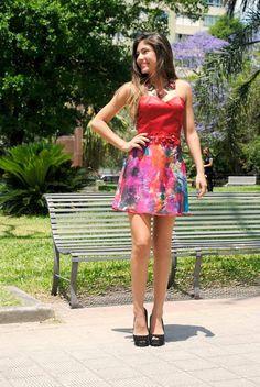 Muitas cores para o verão #ElizaAndrade !  #Colorful #Happyfashion