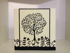 Sunrise Crafts: Memory Box Card