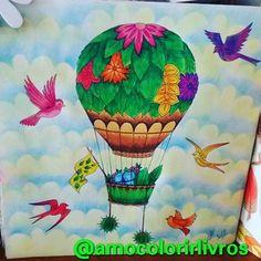 Ficou assim!!  #florestaencantada #minha_florestaencantada #nossaflorestaencantada #encantadafloresta #johannabasford #boracolorirtop #colorindolivrostop #brincandodecolorir #jardimsecretoinspire #inspiracaoparacolorir #inspiracaojardimsecreto #prazeremcolorir #arteterapia #jardimsecretolove #desafioscoloridos