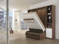 Perfect Small Spaces Bedroom With Modern Murphy Beds Ikea