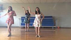 All About That Bass Choreography