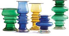 Glass Design, Design Art, Mason Jar Wine Glass, Aladdin, Windmill, Scandinavian Design, Finland, Modern Contemporary, Glass Art