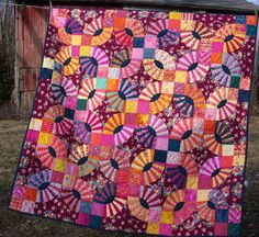 Sane, Crazy, Crumby Quilting--Pickle Dish