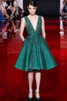 Haute Couture Elie Saab осень-зима 2013-2014 http://www.novo-style.com/haute-couture-elie-saab-osen-zima-2013-2014/
