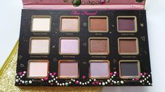 Shaaanxo: Too Faced Christmas Collection Haul 2014 & Swatches - 'What Pretty Girls Are Made Of'