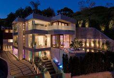 Inspiring Californian Residence