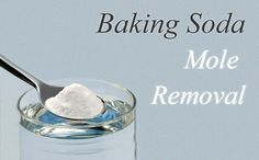 Baking Soda For Skin Mole Removal – How to Use it?