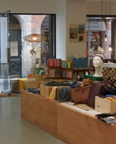 Slow concept, concept store in Toulouse. http://todayintoulouse.com/slow-concept/