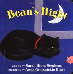 There are children's books about a cat named Bean? How did I not know this?