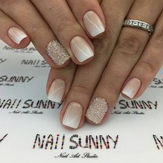 Here you can find winter nail designs that look elegant and lovely. We have picked amazing winter-themed nail designs that can reveal your creativity. Winter Nail Art, Winter Nail Designs, Winter Nails, Summer Nails, Unique Nail Designs, Art Designs, Winter Wedding Nails, Winter Makeup, Wedding Summer