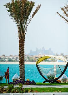 #Dubaj - RIXOS The Palm Dubai #luksusowe i #egzotyczne #wakacje z przelotem do -40% w BonVoyage.pl