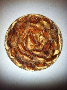 Sandras kök: Vegansk äppelkaka
