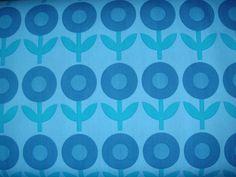 Blomma blauw