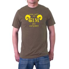 Tim the Enchanter T-shirt Monty Python Holy Grail by SillyTees
