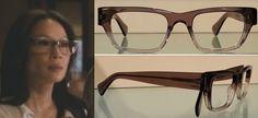 Elementary fashion: Joan Watson's (Lucy Liu) Artsee Max eyeglasses/frames from Artsee Eyewear in New York City #elementary #getthelook #joanwatson