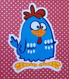 Silhouette Cameo cut vinil layers to make this chicken!
