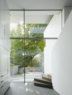 Window - from floor to ceiling