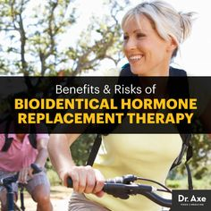 Bioidentical hormone replacement therapy - Dr. Axe  http://www.draxe.com #health #holistic #natural