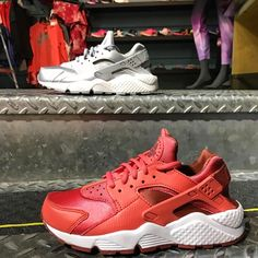 Shop the Nike Huarache in-store #BeElite #SHOPatSPZN