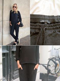 Moss Copenhagen Sweat pants