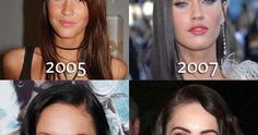 Can you tell the #difference between age and #plastic #surgery?