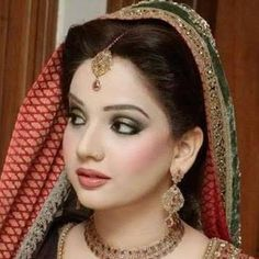Bridal Makeover by Anchal Kumar