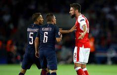 Giroud Slams Verratti For Causing Red Cards