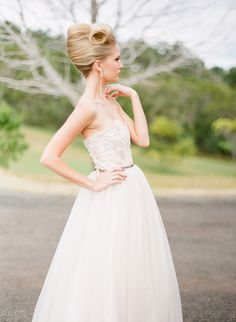 See the rest of this beautiful gallery: http://www.stylemepretty.com/gallery/picture/1233579/