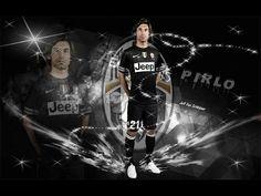 *** Tutti i Goal di Andrea Pirlo nella Juventus*** HD