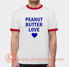 Custom T, Custom Design, Popular Clothing Stores, Icarly, Shirt Price, Print Pictures, Peanut Butter, American, Mens Tops