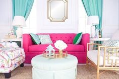 Decorating with Pastel- Style Tips- Mix Pastel and Neon