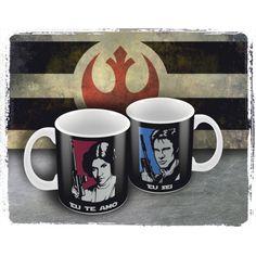 Starwars - Han Solo & Leia - Eu Sei