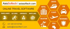 Travel Agency Software, Travel Agent Software, Tour Operator Software, Travel Management Software