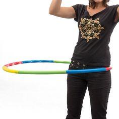 Hula-Hoop Smontabile per Fitness Sport Xpert 9,52 € https://shoppaclic.com/attrezzi-per-esercizi/3975-hula-hoop-smontabile-per-fitness-7569000755196.html