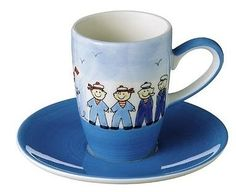 Sailor mug - Mila design