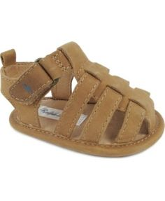 Ralph Lauren Baby Boys' Darrell II Fisherman Sandals - Shoes - Kids & Baby - Macy's