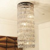 Found it at Wayfair - Light Chandelier (Lighting - Chandelier, Modern/ Contemporary) $3497.00 NOTE: A little chunky and heavy but I like the uniformity and shape of it.