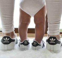 adidas, baby, and shoes image もっと見る Adidas Superstar, Rose Gold Adidas Shoes, Adidas Shoes Women, Nike Shoes, Adidas Baby, Girls Adidas, Baby Outfits, Adidas Tubular Nova, Shoe Image