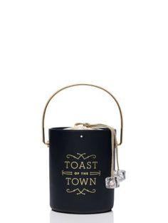 champagne bucket bag - kate spade new york
