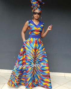 Telling African Story Through African Print 👗 African Print Dress Designs, African Print Dresses, African Print Fashion, Africa Fashion, African Wedding Dress, Latest African Fashion Dresses, African Dresses For Women, African Attire, African Fashion Traditional