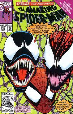 The Amazing Spider-Man (Vol. 1) 363 (1992/06)