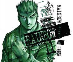 Manga Covers, Anime, Rainbow, Fictional Characters, Drawing Drawing, Rain Bow, Rainbows, Cartoon Movies, Anime Music