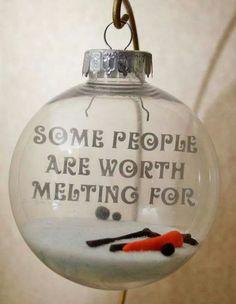Olaf Christmas ornament...