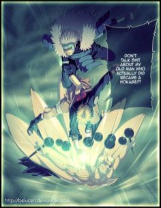 Day 9: Favorite Ninja Technique. FLYING THUNDER GOD!! I love his jutsu! Like he actually won a fight against a Sharingan. Then It made Minato the fastest man! And they used it to hit Obito!!