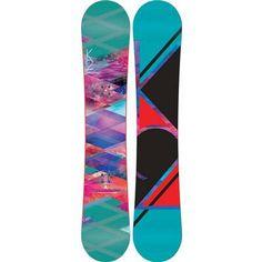 K2 Eco Lite Snowboard - Women s 2014 from evo.com Snow Bunnies c318675787f