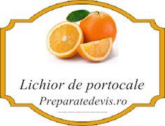 Lichior de portocale Preparatedevis.ro Orange, Food, Canning, Essen, Meals, Yemek, Eten