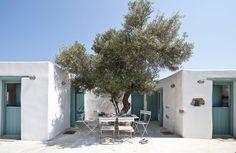 ILE ANTIPAROS (Grèce) - Antiparos Katikia 2 / Vois architecte (2013)