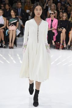 Dior RTW Spring 2015 -  Can you say pretty?