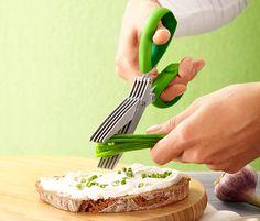 Nożyczki do cięcia ziół kuchennych #tchibo