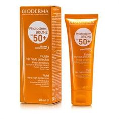 Bioderma Photoderm Bronz Very High Protection Fluid SPF50+ (For Sensitive Skin) 40ml/1.33oz Skincare